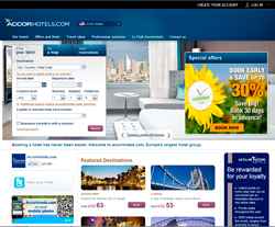 Accorhotels折扣碼