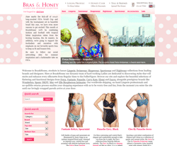 Bras & Honey折扣碼