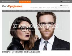 GoodEyeglasses折扣碼