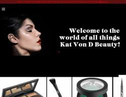 KVD Vegan Beauty折扣碼